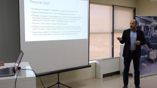Marko Petrović, CEO Visaris
